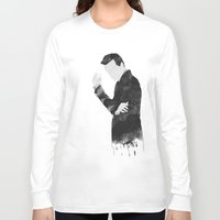 moriarty Long Sleeve T-shirts featuring Moriarty by daniel