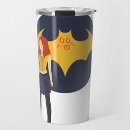 Batgirl Minimal Travel Mug