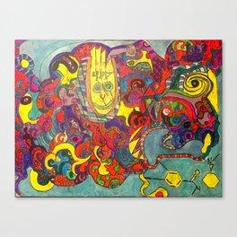 Zero Point Energy Canvas Print