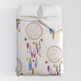 Catch a Dream Wave Comforters