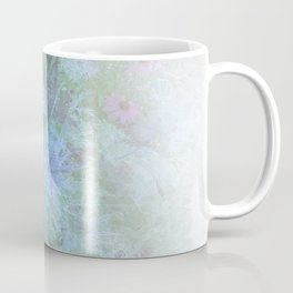 Blue Cone Flowers Coffee Mug