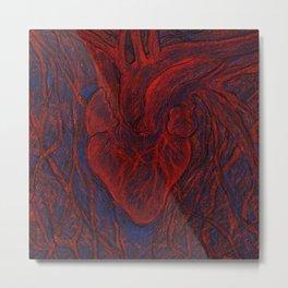 Heart's Habitat Metal Print