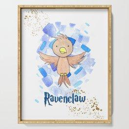 Ravenclaw - H a r r y P o t t e r inspired Serving Tray