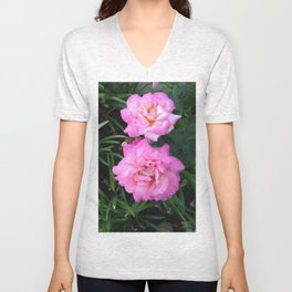 Renegade Roses I Unisex V-Neck