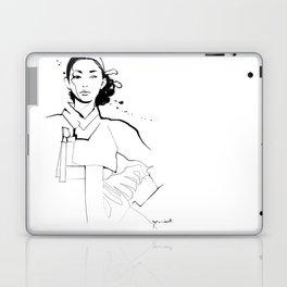 Ethnic Beauty - Korea Laptop & iPad Skin