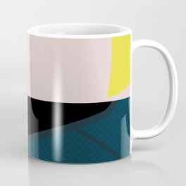 Carol Marcus - Minimalist Star Trek 2009 AOS Into Darkness- Trektangle - Trektangles Coffee Mug