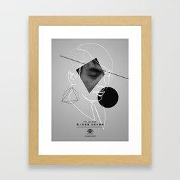 I'M Joe Fok Framed Art Print