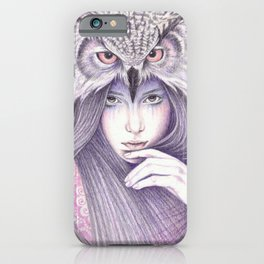 The Wisdom iPhone Case