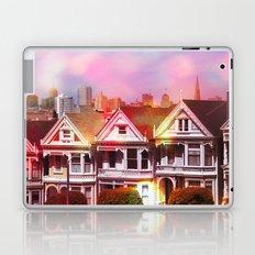 Painted Ladies - remix Laptop & iPad Skin