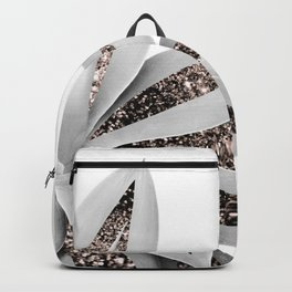 Agave Finesse Glitter Glam #1 #tropical #decor #art #society6 Backpack