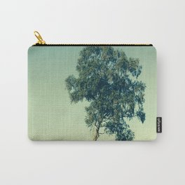 Lonely Tree, Hoge Veluwe National Park Carry-All Pouch