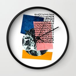 my colors Wall Clock