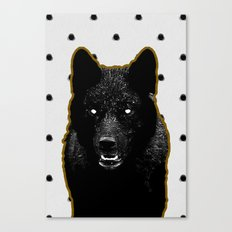 Just Wolf. Canvas Print