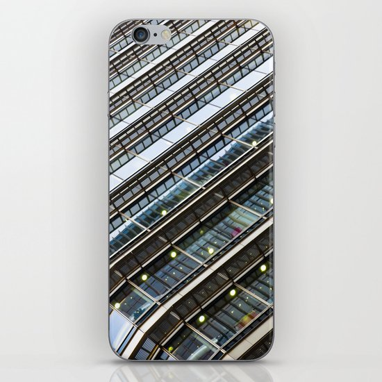 Canary Wharf  Abstract iPhone Skin