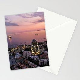 Limassol Twilight Stationery Cards