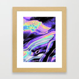 SHADES FROM THE PAST Framed Art Print