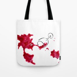 """Somm into the bottle chapter 6 """"The New World"""" Tote Bag"""