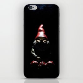 If you go down to the woods tonight iPhone Skin