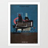 023_ARCREATURES-01 Art Print