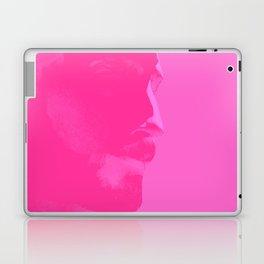 L'homme - bubblegum Laptop & iPad Skin