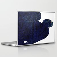mouse Laptop & iPad Skins featuring mouse by liva cabule