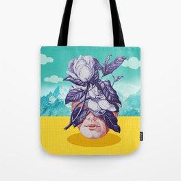 hidden face Tote Bag