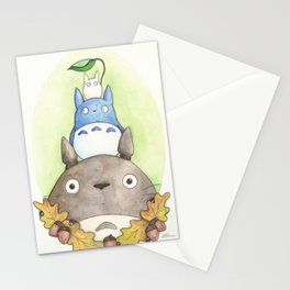 Our Neighbours Stationery Cards
