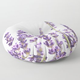 Purple Lavender #4 #decor #art #society6 Floor Pillow