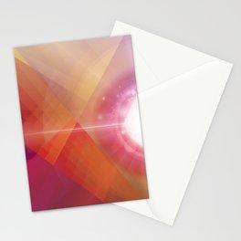 PRYSMIC ORBS Stationery Cards