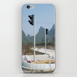 40KM to Nowhere iPhone Skin