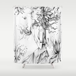 Plexus Solari Shower Curtain