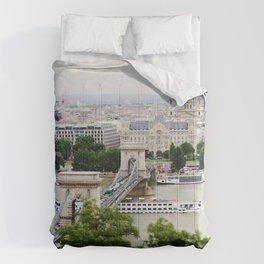 Buda to Pest Comforters