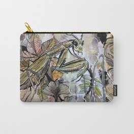Peace, mantis Carry-All Pouch