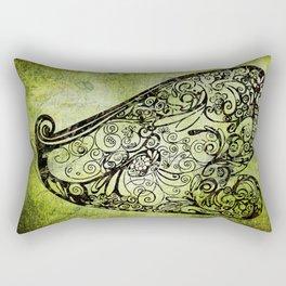 Butterfly wish Rectangular Pillow