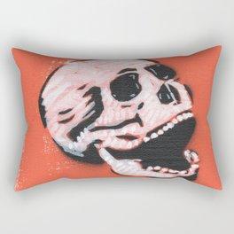 Gunga Skull 06 Rectangular Pillow