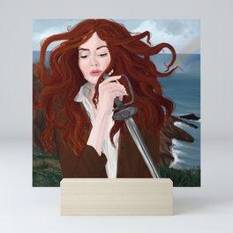 Mary Mini Art Print