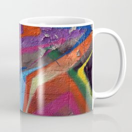 Color Entropy II Coffee Mug