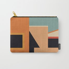 Summer Urban Landscape Carry-All Pouch