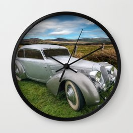 Talbot Darracq Wall Clock