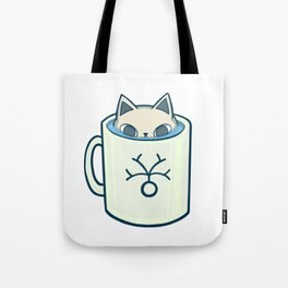 Nurro in a Neuron Mug Tote Bag