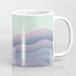 iso mountain sunset Coffee Mug