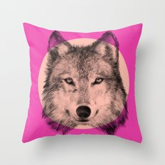 Wild 7 by Eric Fan & Garima Dhawan Throw Pillow