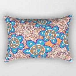 Ronukh ka rung Rectangular Pillow