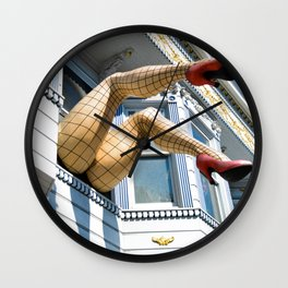 The Rest is Drag Wall Clock