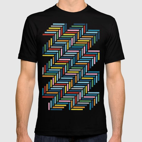 Herringbone 45 Colour T-shirt