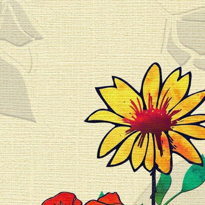 Flower Tales 5 Leggings