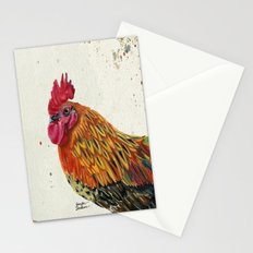 Rooster Harlow Stationery Cards