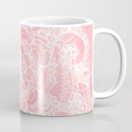 Marshmallow Lace Coffee Mug