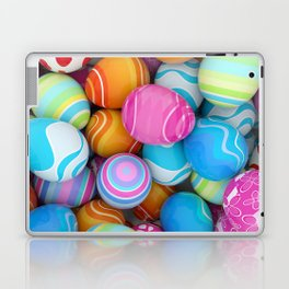 Easter Eggs Laptop & iPad Skin