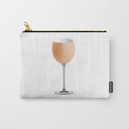 Wineglass Carry-All Pouch